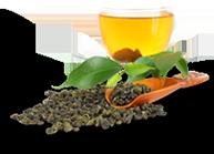 tinnitus ingredients green tea